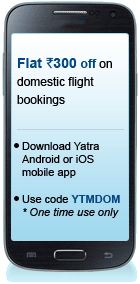 Yatra on Mobile