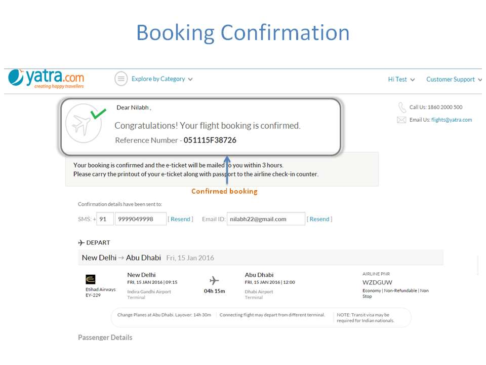 Fast hotel booking fake for Booking hotels